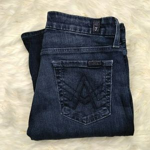7FAMK A Pocket Denim